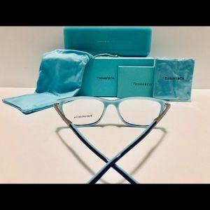 be3c3e8cd035 Accessories - Tiffany   Co. Eyeglasses Black Blue w